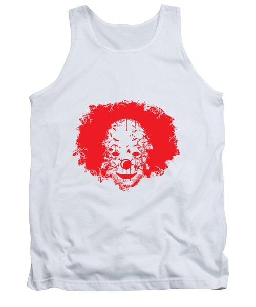 The Clown Tank Top