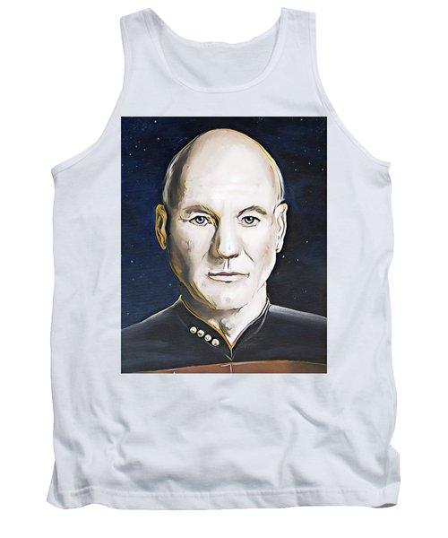 The Commanding Officer Tank Top