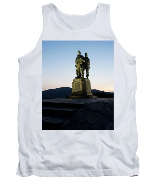 The Commando Memorial Tank Top