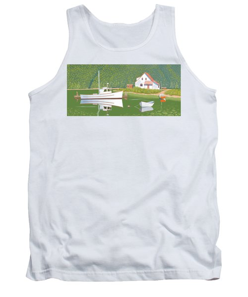 The Cottsge At Blackberry Point Tank Top