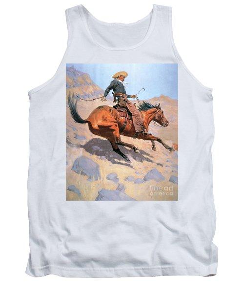 The Cowboy Tank Top