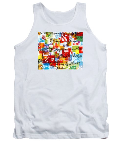 The Creator Tank Top