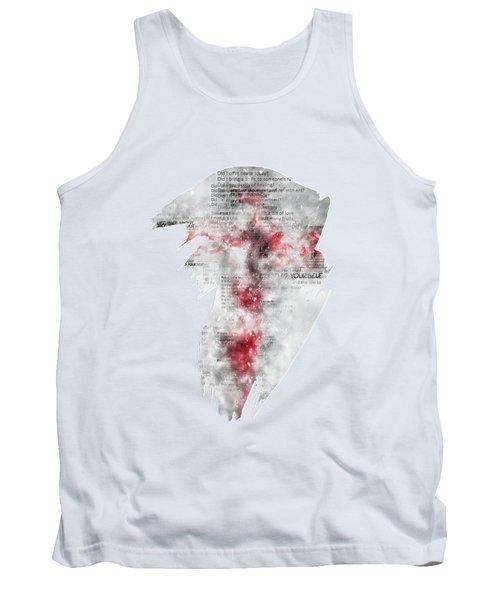 The Cross Speaks Tank Top