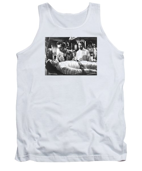 The Curse Of Frankenstein 1957 Baron Victor Frankenstein Tank Top