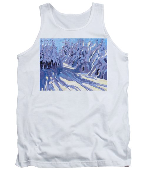The Day After The Storm Tank Top