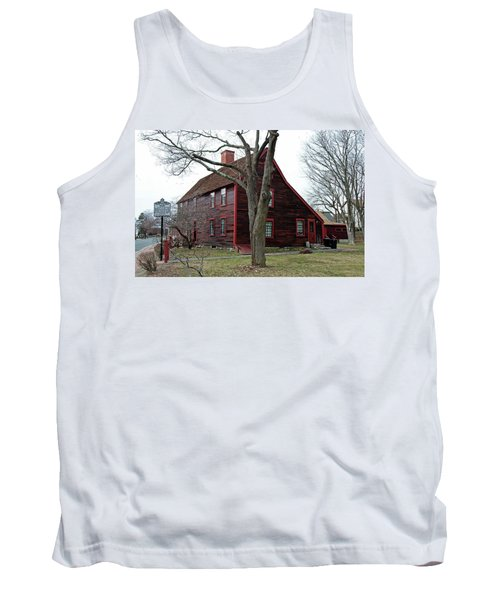 The Deane Winthrop House Tank Top