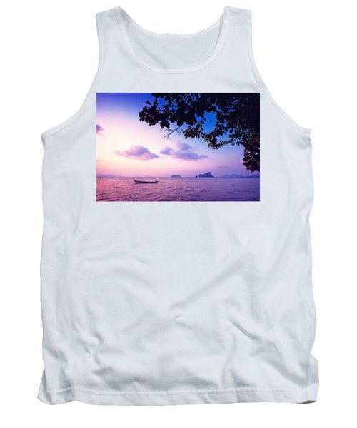 The Deserved Rest Tank Top
