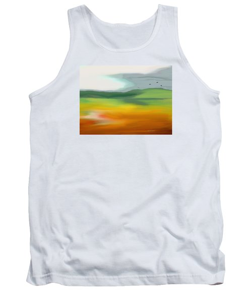 The Distant Hills Tank Top by Lenore Senior