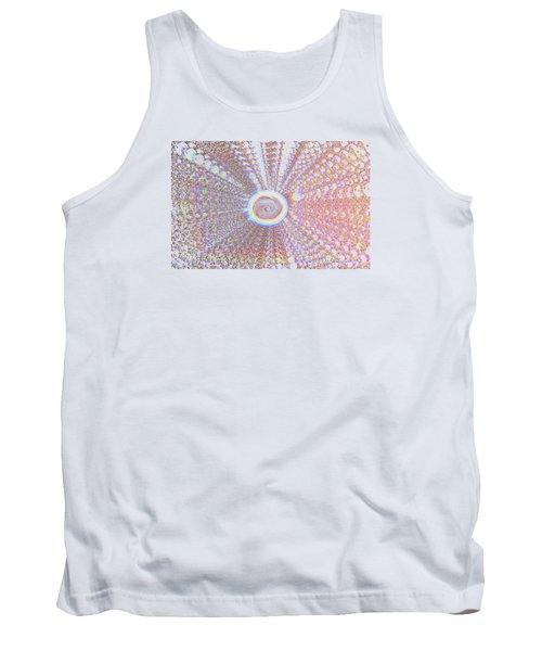 The Divine Light   Tank Top by Manjot Singh Sachdeva