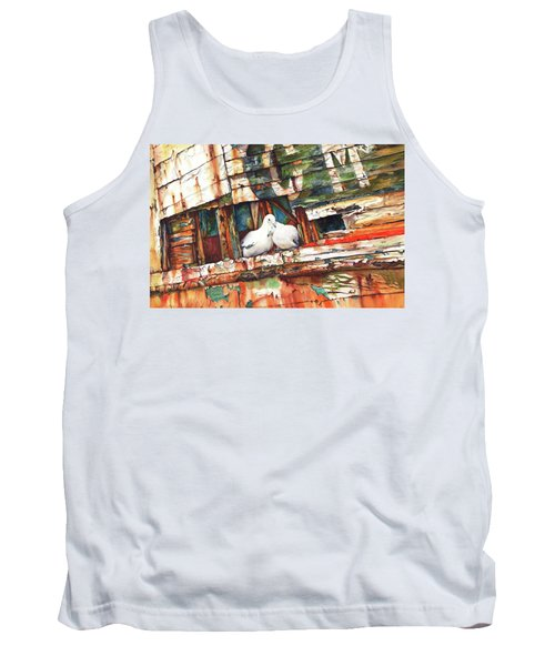 The Dove Boat Tank Top