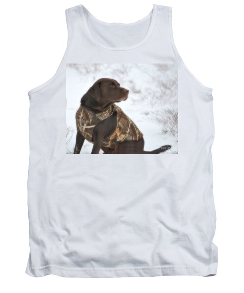 The Duck Dog Iv Tank Top