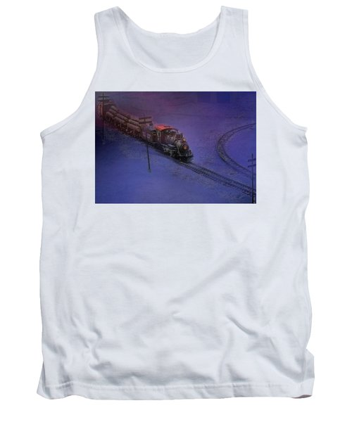 The Early Train Tank Top