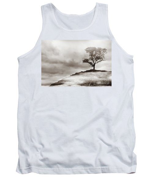 The Edge Of Never Tank Top