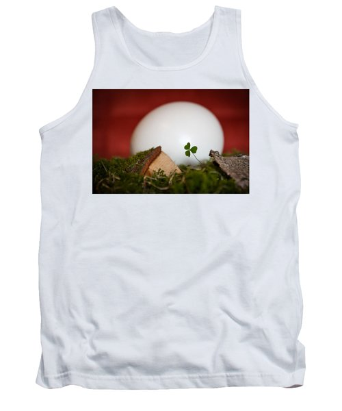 the egg - Happy Easter Tank Top