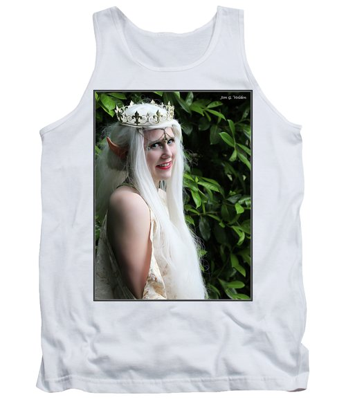 The Elven Queen Tank Top