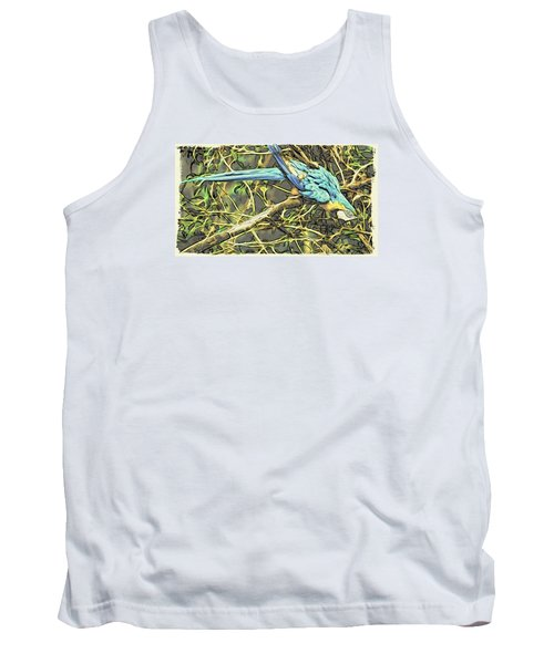 The Enchanted Jungle Tank Top
