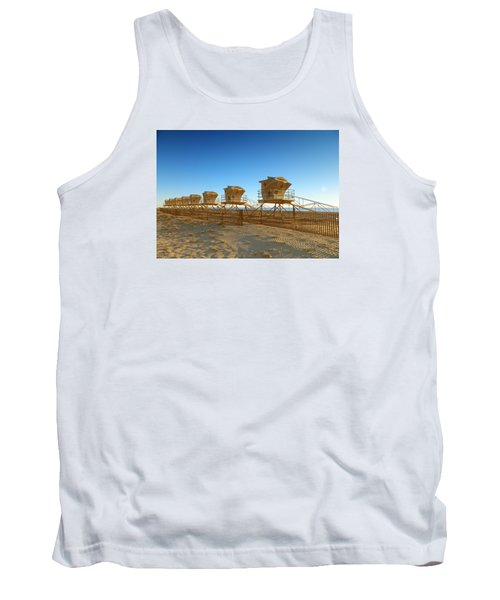 The End Of Summer Tank Top by Everette McMahan jr