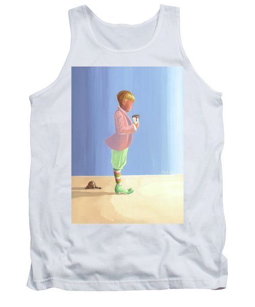 The End Of The World Tank Top