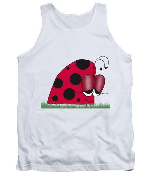The Euphoric Ladybug Tank Top