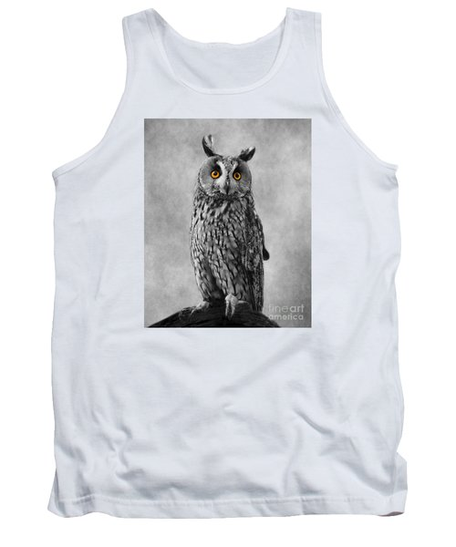 The Eyes Have It Tank Top by Linsey Williams