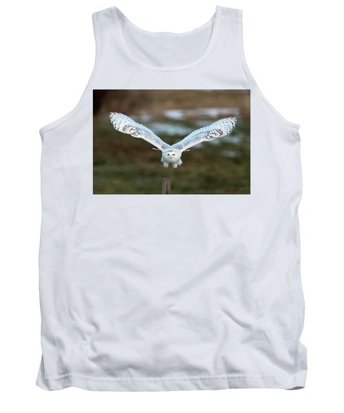 Tank Top featuring the photograph The Eyes Of Intent by Everet Regal