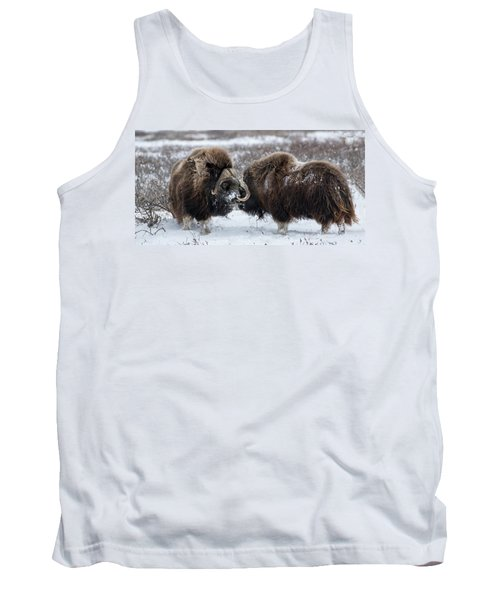 The Face Off  Tank Top