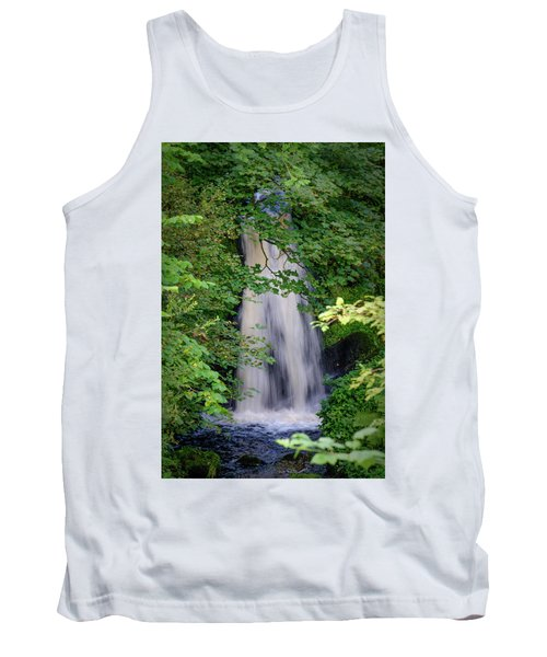 The Falls At Patie's Mill Tank Top
