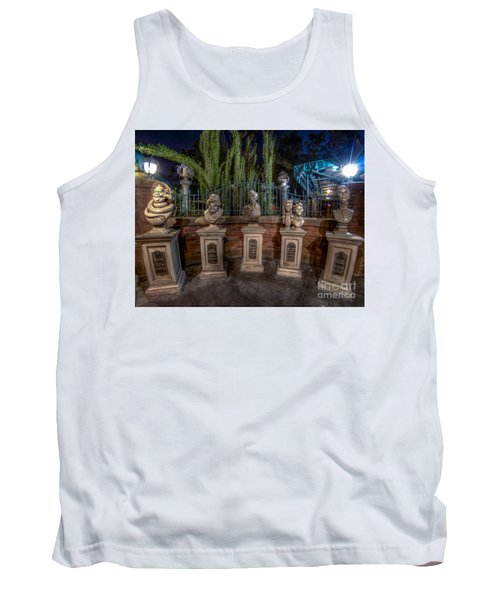 The Family Is All Here. Tank Top
