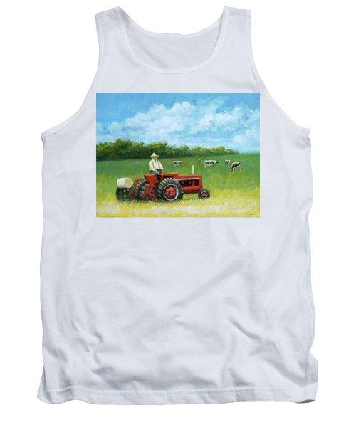 The Farmer Tank Top