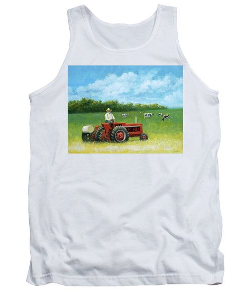 The Farmer Tank Top