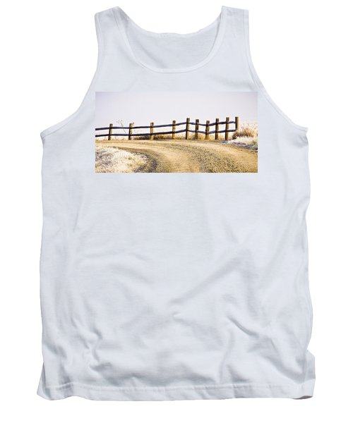 The Fence Tank Top