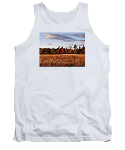 The Field At The Old Farm Tank Top