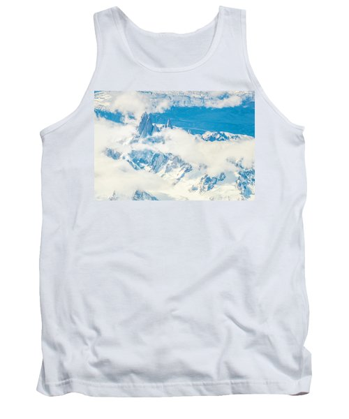 Tank Top featuring the photograph The Fitz Roy by Andrew Matwijec