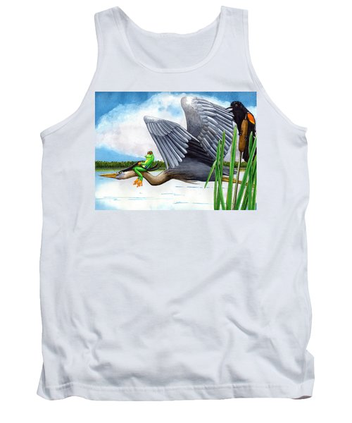 The Fly By Tank Top
