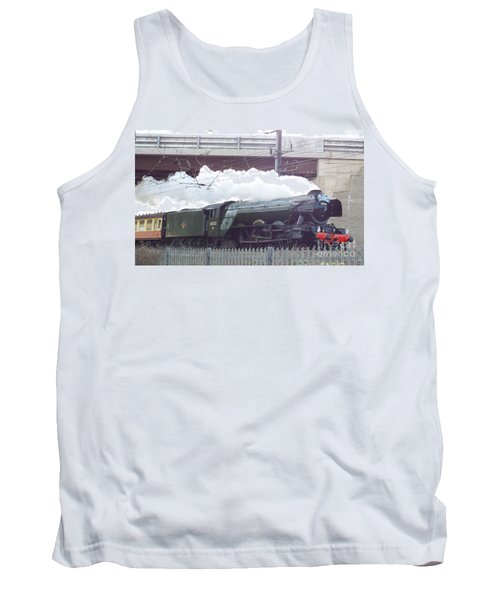 The Flying Scotsman Tank Top