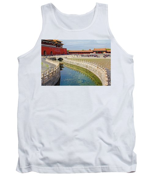 The Forbidden City Tank Top