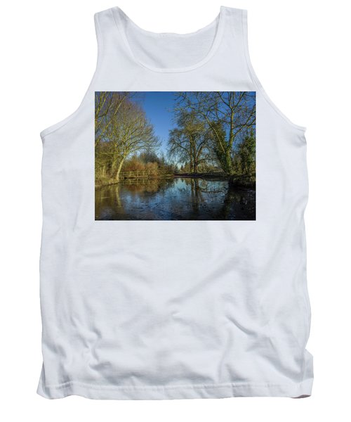 The Ford At The Street Tank Top