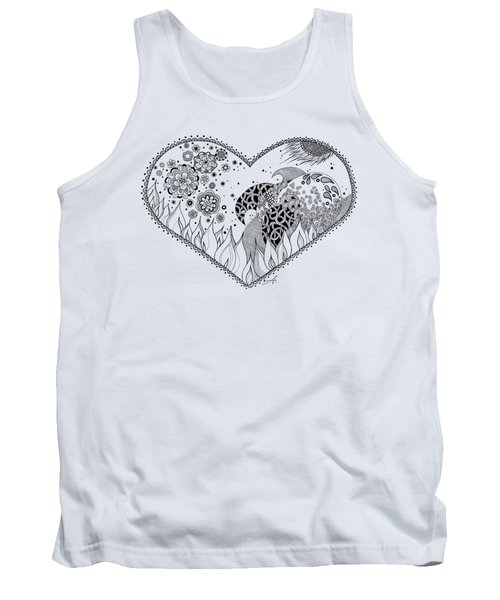 The Four Elements Tank Top