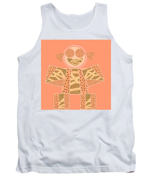 The Full Body Of Finding Solace  Tank Top
