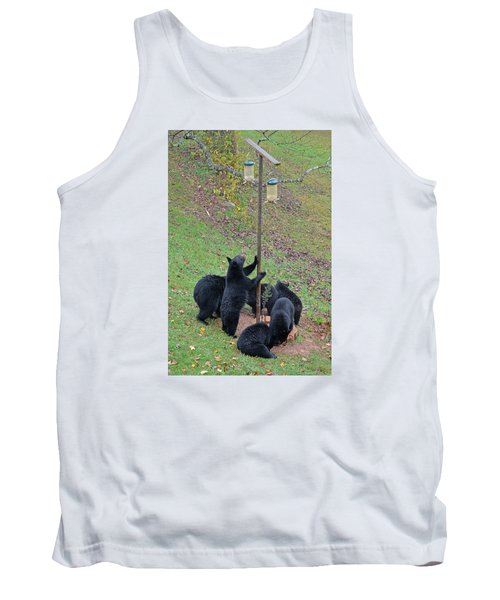 The Gangs All Here Tank Top by Alan Lenk