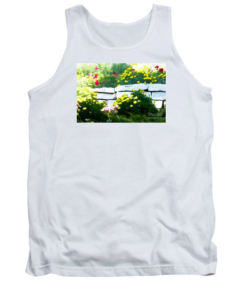 The Garden Wall Tank Top