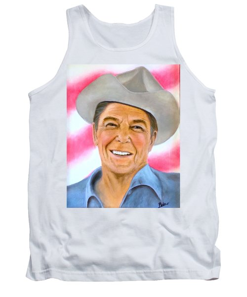The Gipper Tank Top