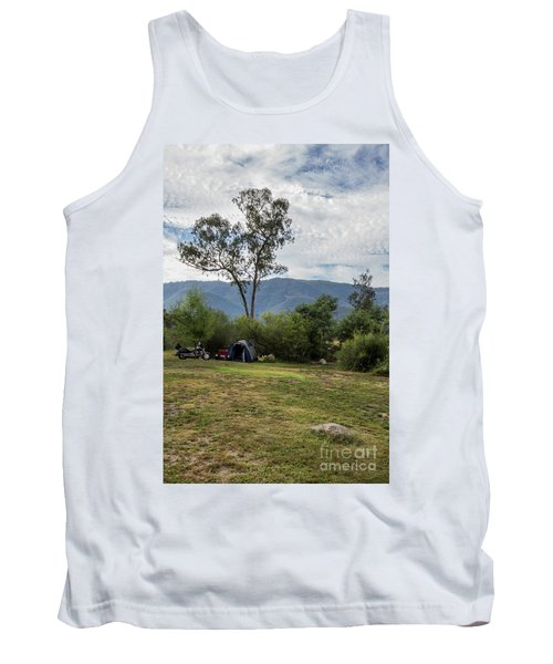 Tank Top featuring the photograph The Good Life by Linda Lees