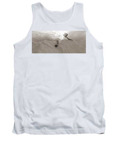The Governor  Tank Top