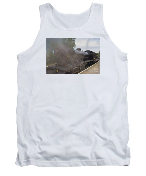 The Grand Marquess Tank Top by David  Hollingworth
