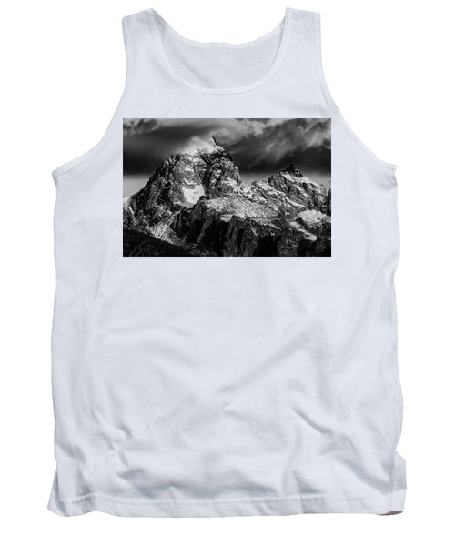The Grand Teton Tank Top by Gary Lengyel