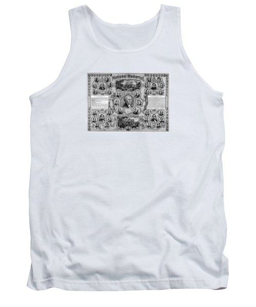 The Great National Memorial Tank Top by War Is Hell Store