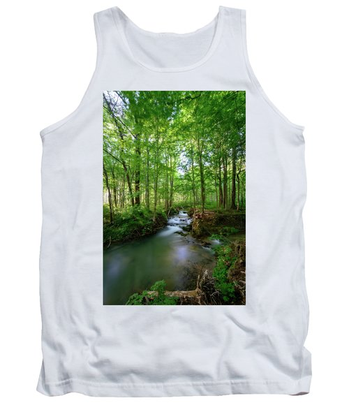 The Green Forest Tank Top