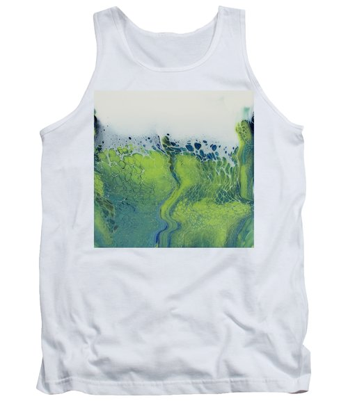 The Green Tides Tank Top