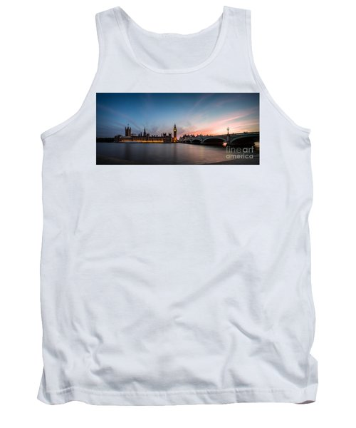 The Guardian Tank Top by Giuseppe Torre
